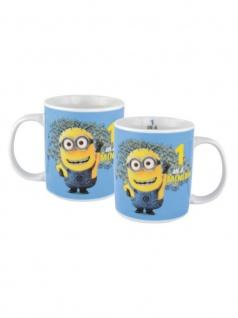 Despicable Me Kaffeetasse Minions hellblau - Vorschau 2