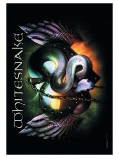Whitesnake Poster Fahne