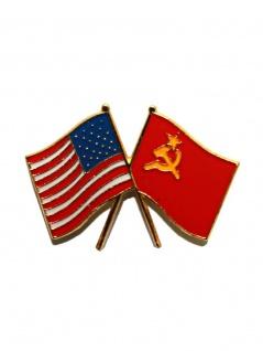 Anstecker Amerika und Sowjet Union