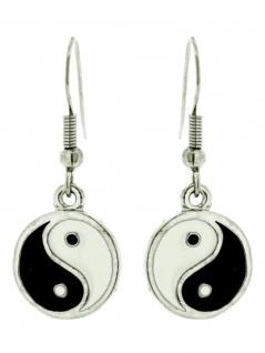 Ohrring Yin Yang