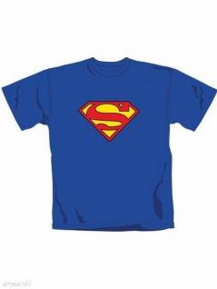 Superman T-Shirt Logo