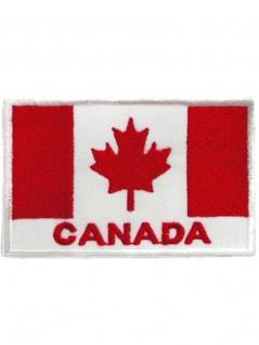Aufnäher Canada Fahne