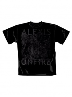 Alexis on Fire Girl T-Shirt Angel