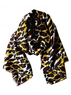 Polyester Tuch Leo