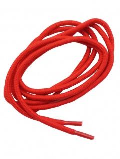 Schnürsenkel rot 190 cm - Vorschau 2