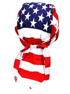 Bandana Cap USA