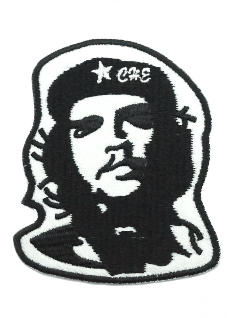 Aufnäher Che-Guevara-schwarz-weiß - Kaufen bei Armardi ...
