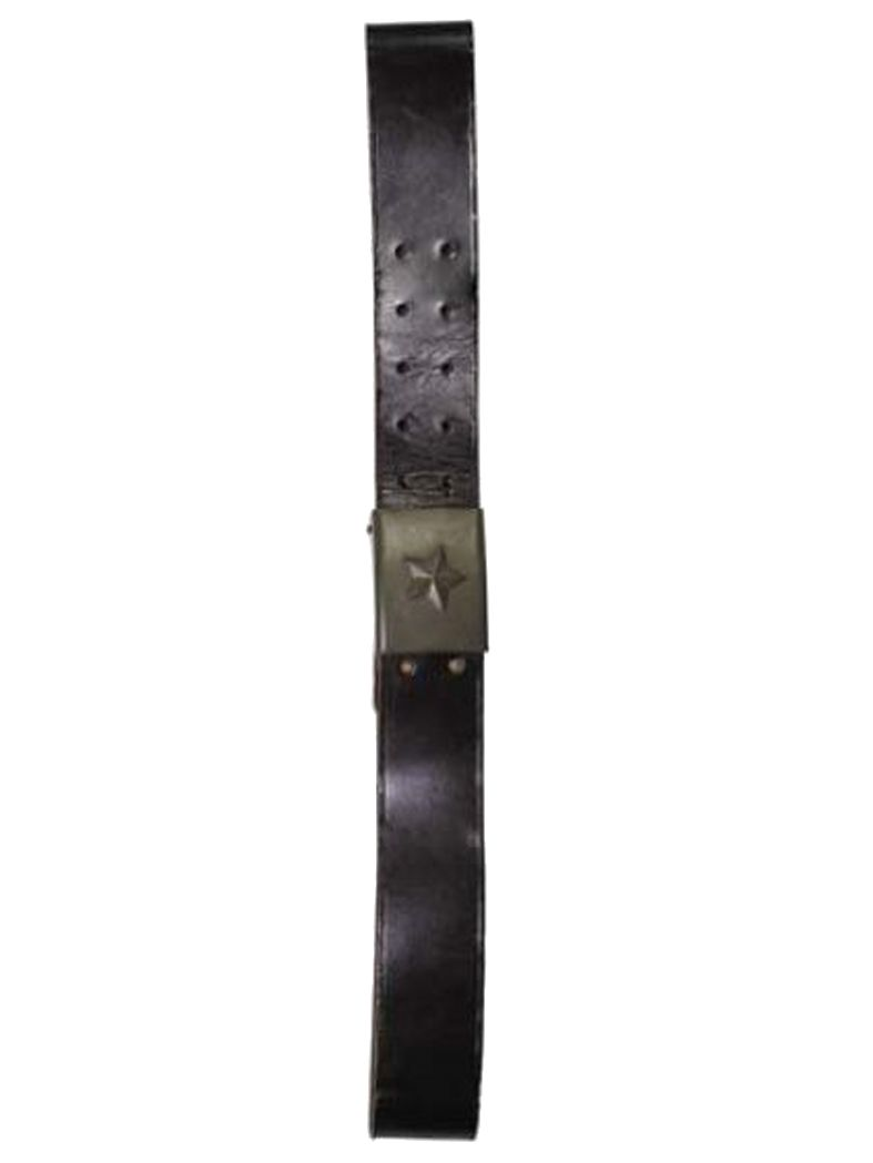Dux Koppel ohne Schloß aus Leder 100cm