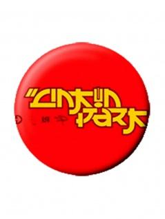 2 Button Linkin Park Logo