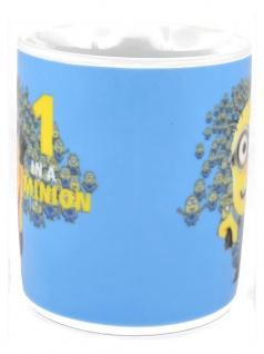 Despicable Me Kaffeetasse Minions hellblau - Vorschau 4