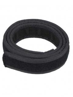 Innenkoppel Security Klettverschluss Überlänge schwarz