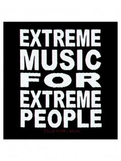 Aufnäher Morbid Angel Extreme Music