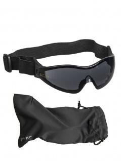 Sonnen- Schutzbrille schwarz