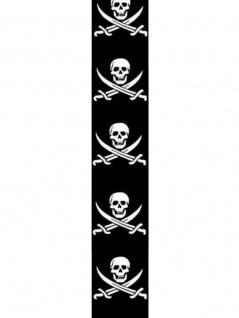 Hosenträger Totenköpfe mit Schwertern - Vorschau 2