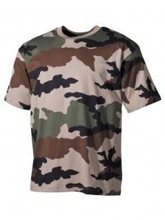 US Militär T-Shirt CCE tarn