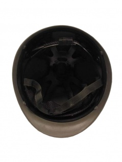 US Helm mit Stoffbezug flecktarn - Vorschau 2