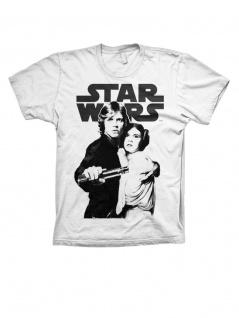 Star Wars T-Shirt Poster Vintage