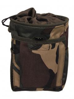 Patronenhülsen Tasche MOLLE Modular System woodland