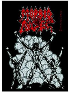 Aufnäher Morbid Angel Altars