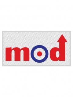 Aufnäher mod Logo
