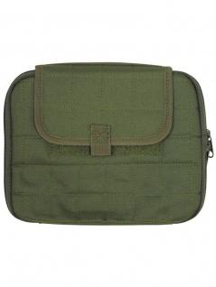 Tablet Tasche MOLLE System oliv
