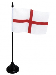 Tischfahne England