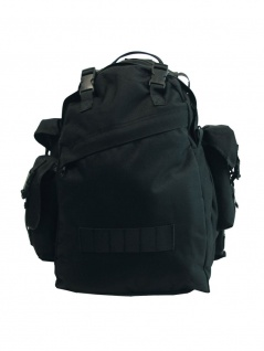 Trekking Rucksack schwarz 40 l