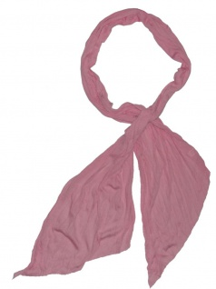 Polyester Tuch neonrosa