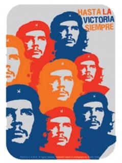3 Aufkleber Che Guevara