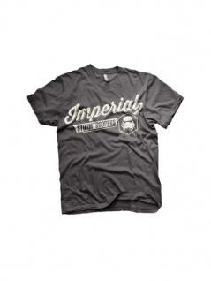 Star Wars T-Shirt Varsity Imperial Stormtroopers