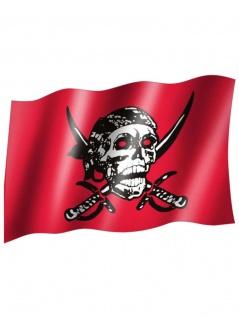 Fahne Piraten Flag
