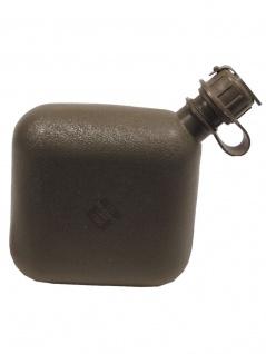 US Army Feldflasche eckig gebraucht