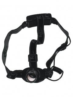 Stirnlampe 3 Watt LED und Zoom