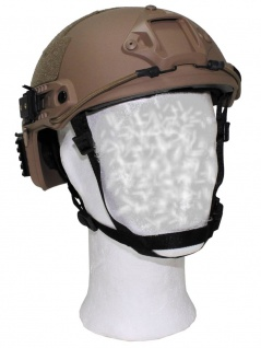US Helm FAST Coyote tan