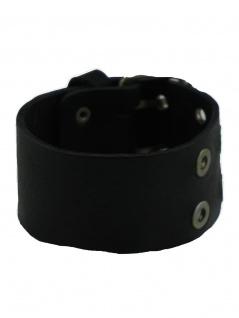 Leder Armband Flachkopfnieten