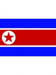 Fahne Nord Korea