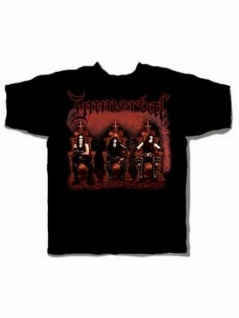 Immortal T-Shirt Demons of Metal