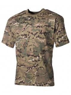 Kinder Militär T-Shirt Operation Camo