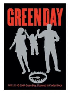 Green Day Merchandise Schlüssel Anhänger