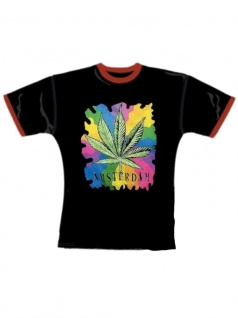 Girl T-Shirt Amsterdam