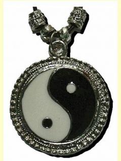 Yin Yang Halskette Kreis