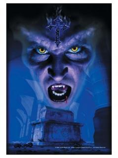 Spiral Collection Vampire Posterfahne