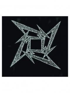Aufnäher Metallica Stars