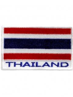 Aufnäher Thailand Fahne