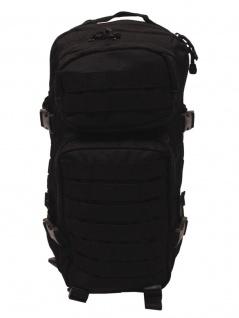 Rucksack Assault 1 schwarz