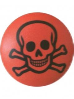 2 Button Totenkopf