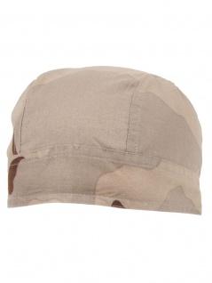 Bandana Headwrap Cap 3 Farben desert