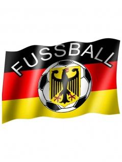 Fahne Deutschland Fu?ball