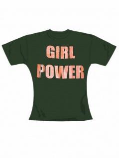 Girl T-Shirt Girl Power