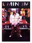 Eminem Poster Fahne